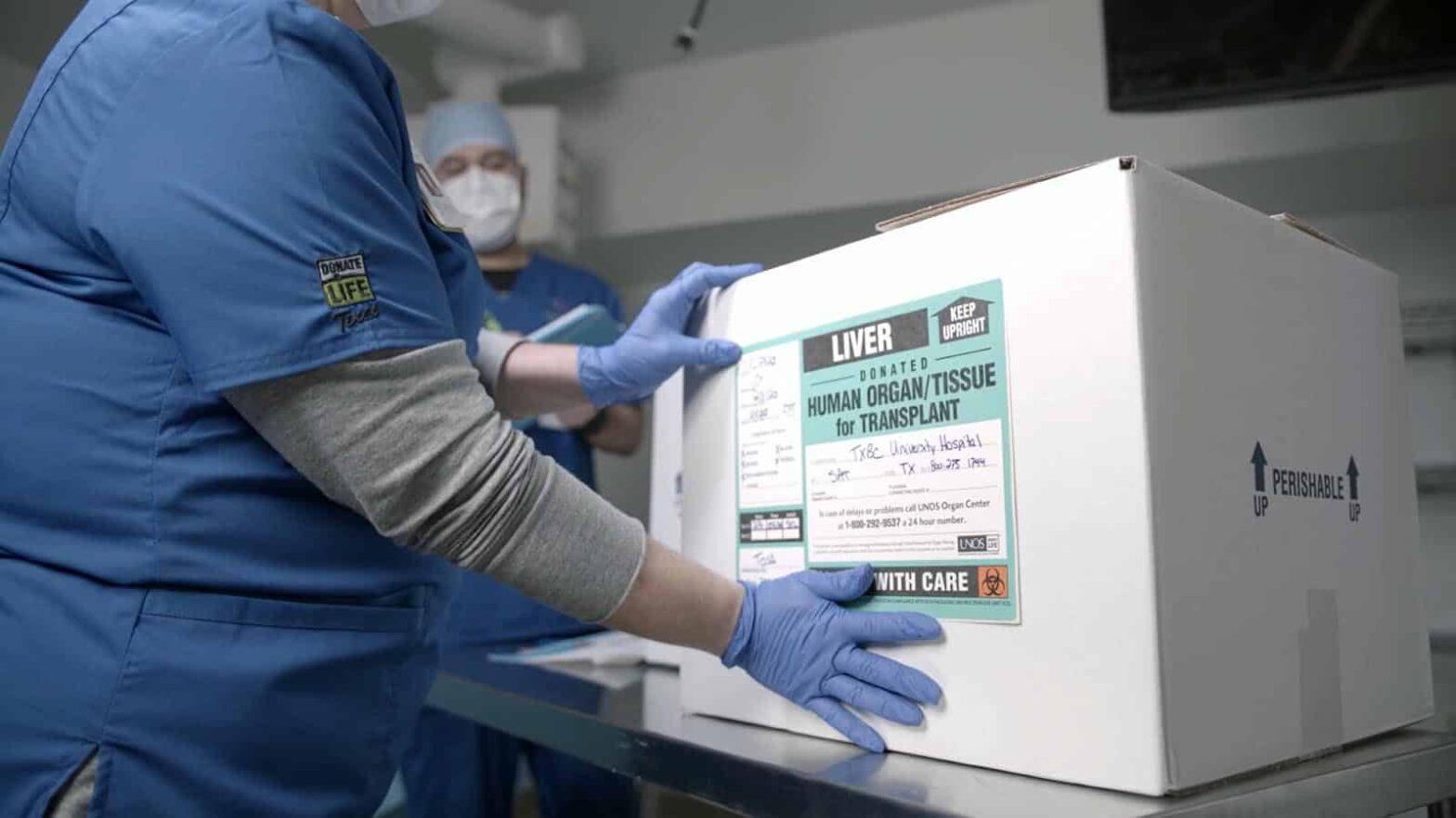 National Organ & Tissue Donation Awareness Month
