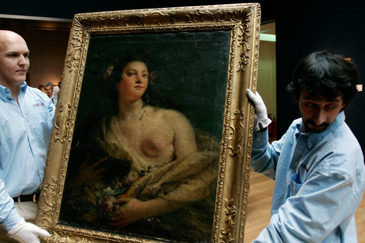 The Gift of Arts and Valuables
